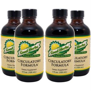Picture of Circulatory Formula (4oz) - 4 Pack